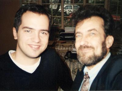 Peter Jablonski and K. Vilensky, London, 1998