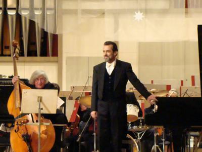 Filharmonia, Ekaterinburg (Rosja), grudzień, 2007