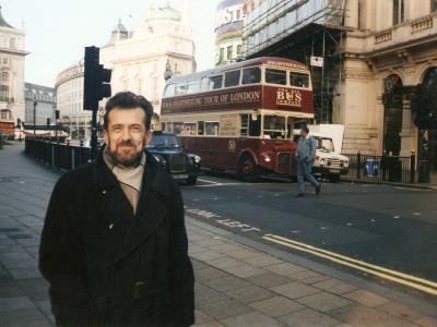 Лондон, 1998