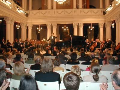 Национальная Филармония, Киев, 13.03.05.