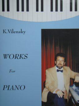 Konstanty Wileński. Utwory fortepianowe