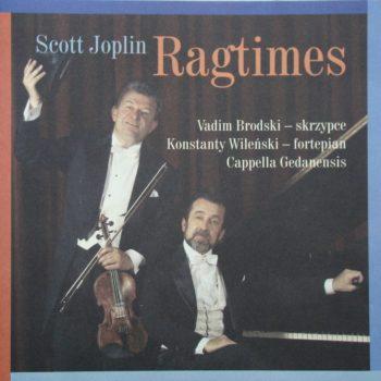 Scott Joplin - Ragtimes